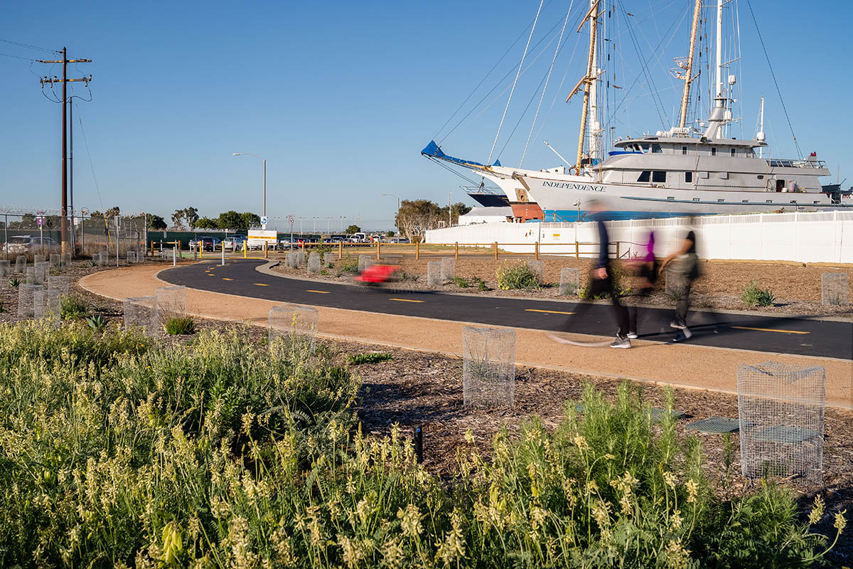 Sweetwater Bike and Pedestrian path