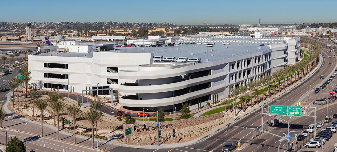 Cheap Rental Cars San Diego >> San Diego Airport Rental Car Center Ktua