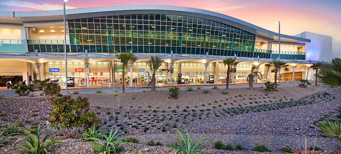 San Diego Airport Rental Car Center – KTUA